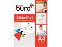 HYPERBURO Étiquettes multi-usage 371106