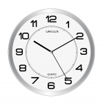 HORLOGE ATTRACTION 22 CM - GRIS