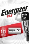 PILE LITHIUM PHOTO ENERGIZER - CR123