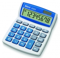 CALCULATRICE 208X IBICO