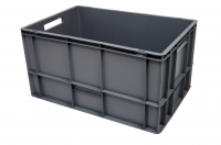 BAC DE MANUTENTION PALETTISABLE 60 L 40 KG 40 X 60 X 32 CM