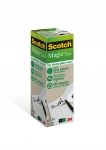 LOT DE 9 RUBANS ADHÉSIFS SCOTCH MAGIC 900 19 MM X 33 M