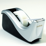 DÉVIDOIR DE BUREAU LESTÉ C60 SCOTCH AVEC ROULEAU MAGIC 810