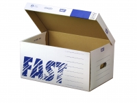 CONTENEUR A ARCHIVES - FAST - LOT DE 10
