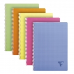 CAHIER CLAIREFONTAINE LINICOLOR 100 PAGES 5X5