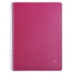 CAHIER CLAIREFONTAINE LINICOLOR INTENSE A4 180 PAGES 5X5