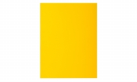 LOT DE 100 CHEMISES DOSSIERS ROCK'S EXACOMPTA JAUNE CITRON