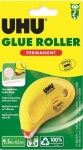 ROLLER DE COLLE PERMANENTE UHU DRY & CLEAN 6,5 MM X 8,5 M