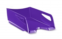 CORBEILLE À COURRIER CEP 220 GLOSS VIOLET