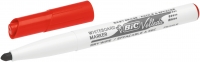 MARQUEUR BIC VELLEDA 1741 - POINTE MOYENNE - ENCRE ROUGE