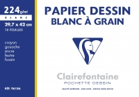 CLAIREFONTAINE Papiers dessin 343077