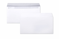 CLAIREFONTAINE Enveloppes blanches 348101
