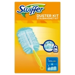 KIT PLUMEAU SWIFFER + 3 RECHARGES