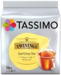 THE EARL GREY TWININGS TASSIMO