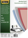 100 PLATS DE COUVERTURE TRANSPARENTS A4 300 MICRONS FELLOWES