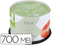 Q-CONNECT CD et DVD 435063