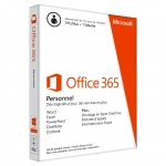 LOGICIEL MS OFFICE 365 PERSONAL - 1AN