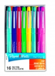FEUTRE FLAIR ORIGINAL PAPER MATE - LA POCHETTE DE 16 COLORIS