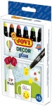 CRAYON DE CIRE DECOR GLASS - ETUI DE 6