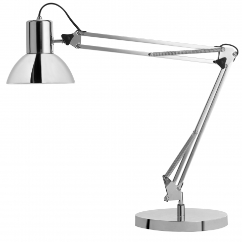 Architecte 80 Success Chromée Unilux Lampe Led D9IWEH2