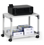 DESSERTE SYSTEM MULTI TROLLEY DURABLE- 2 TABLETTES